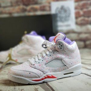 "Nike Air Jordan 5 Retro SE GG ""Easter"" 🆕🔥🔥"